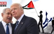 Trump To Share Mideast Harmony Plan With Israelis Today