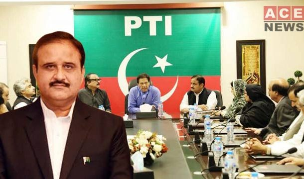 Usman Buzdar Dismisses Reports of any Forward Bloc