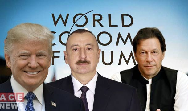 PM Imran Calls on World Leaders at WEF 2020