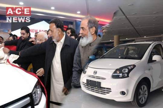 Pakistan's First Ever Electric Car Company Launches in Lahore