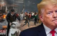 7 Killed, 150 Injured in Delhi Ahead of Trump's Visit