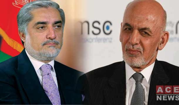 Abdullah Abdullah Refuses to Accept Ashraf Ghani`s Victory