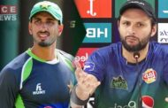 Shahid Afridi Aims Full Support to Shan Masood