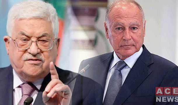 Palestinian President, Arab League Vows to Fight Against Trump's Peace Plan