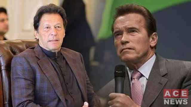 Arnold Schwarzenegger Invites PM Imran to Join Austrian World Summit