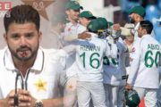 Push-up Challenge Initiated by PCB Along with Azhar Ali