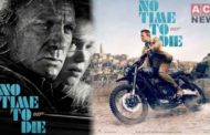 Bond's 'No Time to Die' Thrilling Posters Debuts Online
