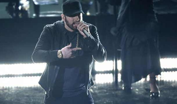 Eminem Steals the Hearts with Performance at Oscars 2020