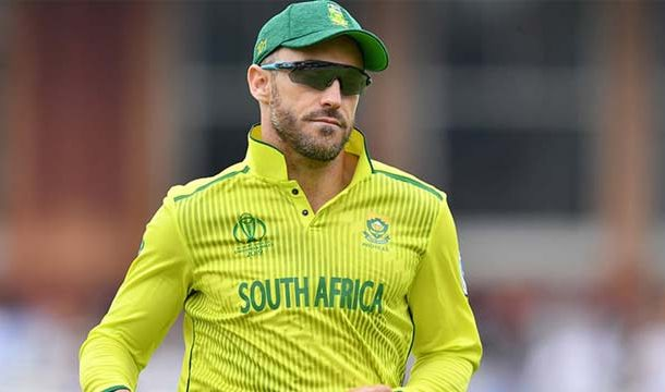 Faf du Plessis Step Down as South Africa's Captain