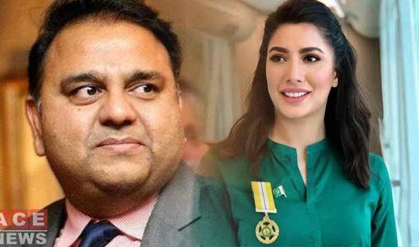 Fawad Chaudhry Reveals, he Suggested Mehwish for Tamgha-e-Imtiaz