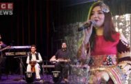 Gul Panra Rocked the Stage in Manchester, Birmingham