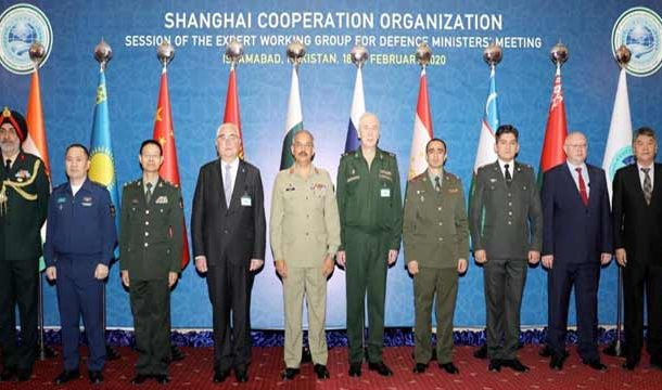 Indian Delegation Attends SCO Meeting in Islamabad