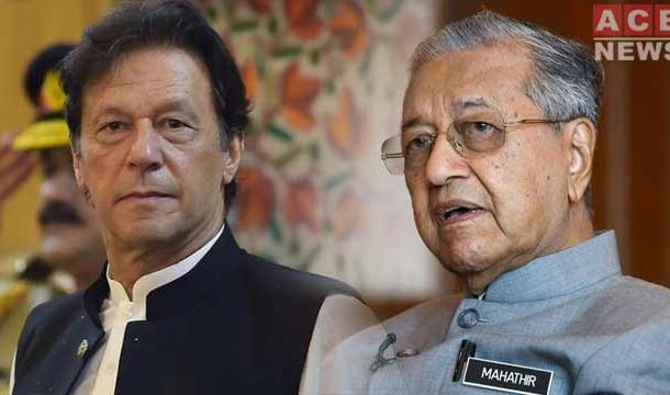 PM Imran Khan and Mahathir Mohamad Held Telephonic Conversation Discuss Palestine Situation