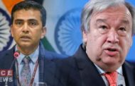 India Rejects Mediation Offer by UN Secretary-General