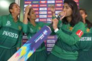 Iram Javed Exhibits Beatboxing Skills with Bat