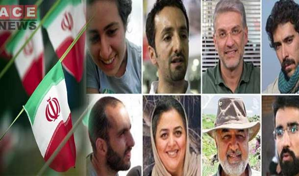 Iran Sentences 10 to Jail for Spying for US