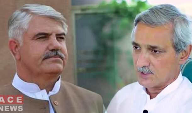 Jahangir Tareen to Meet KP's Chief Minister