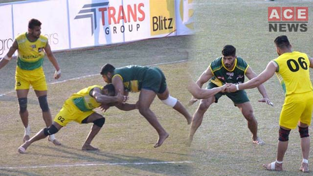 Kabaddi World Cup 2020 Pakistan Qualifies for the Semi Final