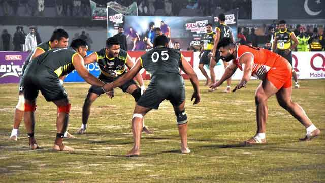 Kabaddi World Cup 2020 Today's Matches