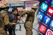 Cases Against Social Media Users in Occupied Kashmir