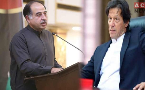 Iftikhar Durrani Resigns as Special Assistant to PM Imran Khan
