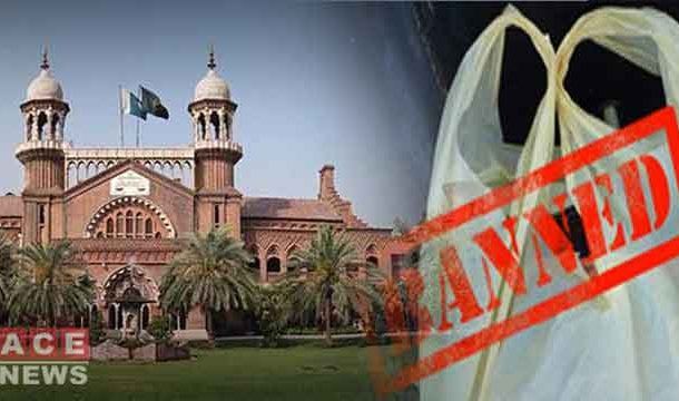 LHC Orders EPA to Enforce Ban on Plastic Bags at Stores