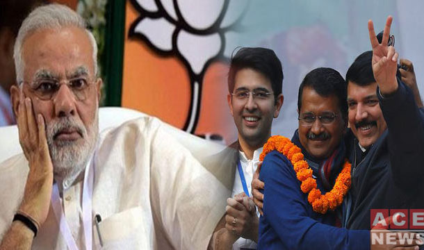 BJP-Hindutva and Crushing Defeat in Delhi Elections