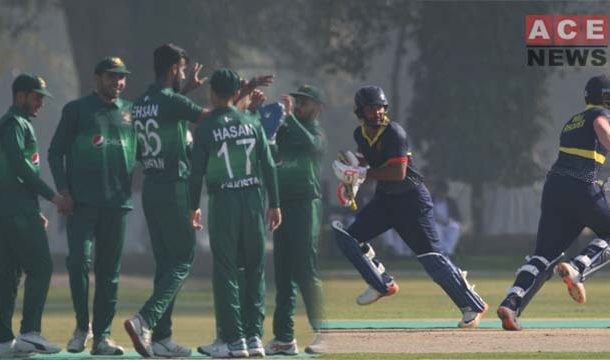 Pakistan Shaheens Beat MCC by Five Wickets