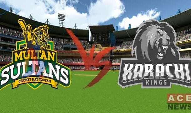Multan Sultans Defeated Karachi Kings by 52 Runs