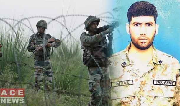 Pak Soldier Martyred in Ceasefire Violation by India