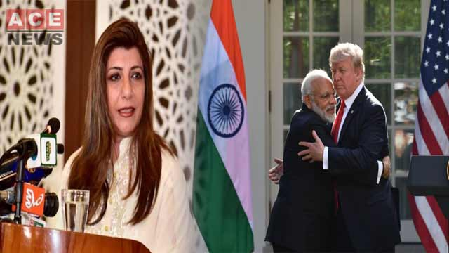 Pakistan has Deep Concerns Over US-India Defence Agreement