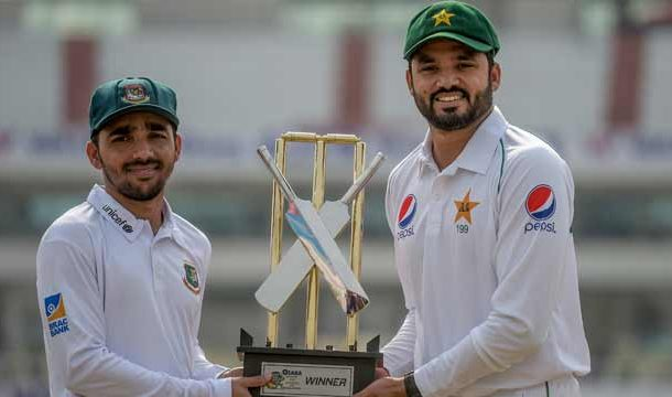 Pak vs Ban 1st Test to be Played Today