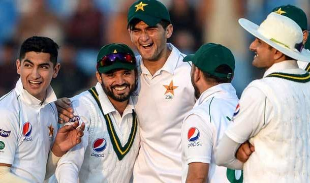 Pakistan Won 1st Test Against Bangladesh by innings and 44 runs