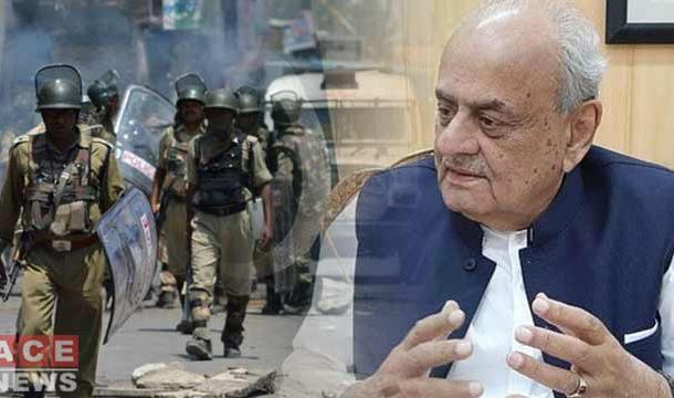Peace in Region not Possible without Resolution of Kashmir Issue, Says Ijaz Ahmad