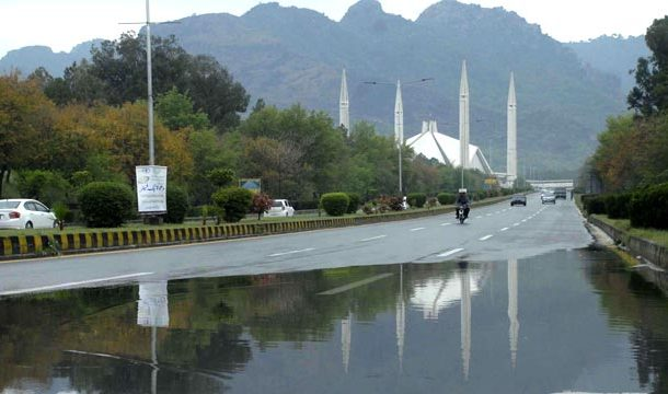Various Cities of Country Receives First Rain of spring