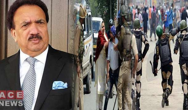 Senator Rehman Malik Announces to Make a Film on Occupied Kashmir