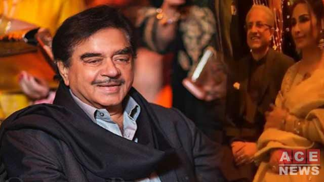 What is Indian Actor and Politician Shatrughan Sinha Doing in Lahore?