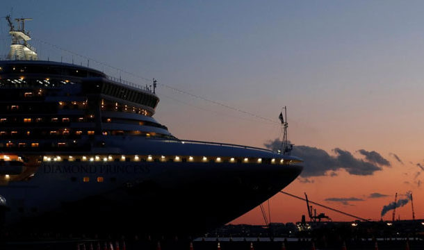 Oscars and Movies Help Pass Time on Quarantined Cruise Ship
