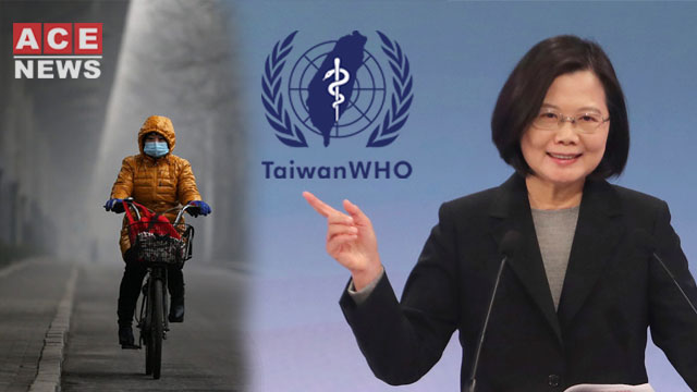Taiwan Says China Misinforming WHO About Coronavirus Cases