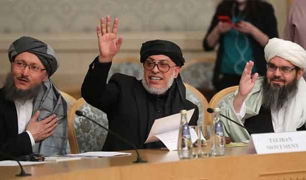 Taliban Takes First Steps Toward an Afghan Peace Agreement