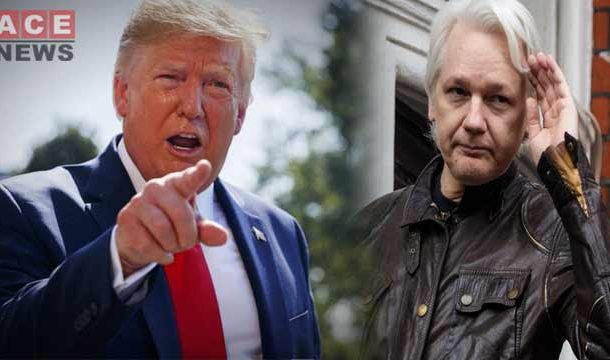 Trump Offered Conditional Amnesty to Founder of WikiLeaks