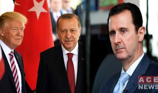 Despite Threats from the US and Turkey the Operations will Continue, Bashar al-Assad