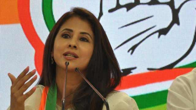 Urmila Became Joke of the Day on Internet About WWII After Slip-Up
