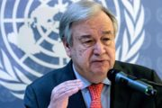 Antonio Guterres Appointed for 2nd 5-Year Term as UN Chief