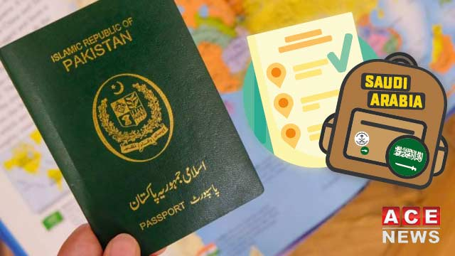 Pakistani's Can Now Have Saudi E-Visa Upon Their Entry