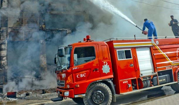 Five Killed in a Boiler Blast at Chunian Factory