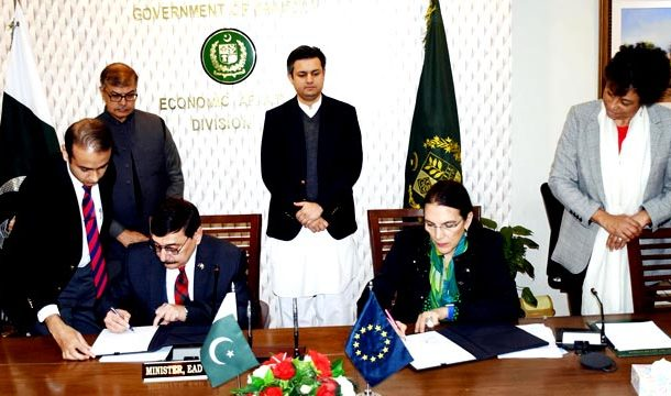 European Union will Provide €13m to Pakistan for Public Financial Management
