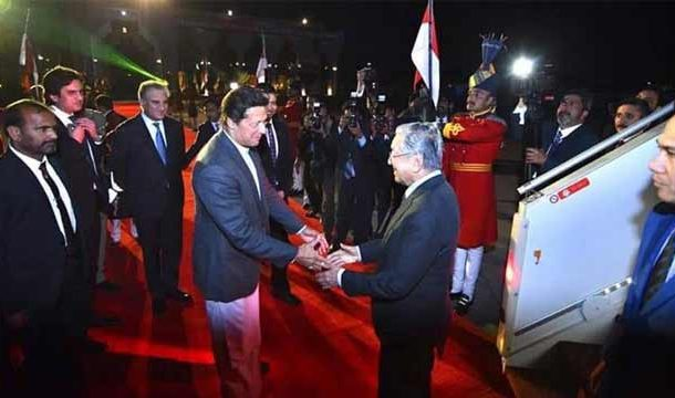 PM Imran Khan Reached Malaysia, on Second Official Visit