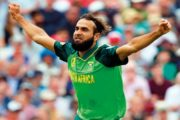 Imran Tahir Signs BBL Deal with Melbourne Renegades