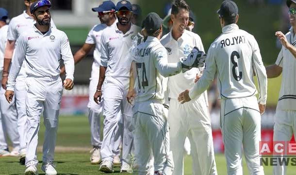 New Zealand Outclass India in First Test